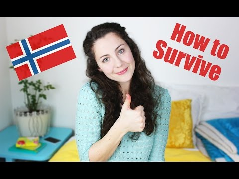 TIPS on How to Survive in Norway | Mon Amie