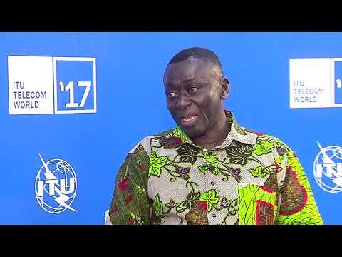 ITU TELECOM WORLD 2017 : Mr  Abraham Kofi Asante, CEO, GIFEC, Ghana