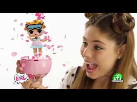 L.O.L Surprise Κούκλα Confetti Pop Σειρά 3 - 1Τμχ