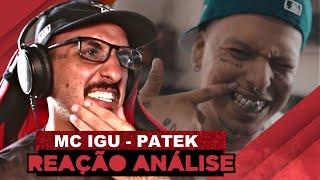 Mc Igu - Patek [React]