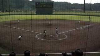 藤島高校 野球部 対福商戦 no.1