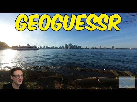 Appparently Geoguessr Loves Canada