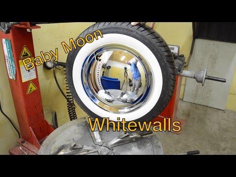 Resto Carline ВАЗ 2106 Уcтановка Baby moon и Whitewalls ( флиперы)