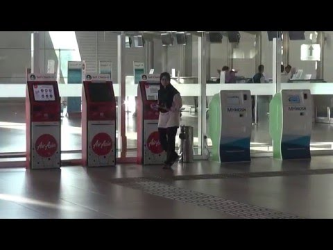 Sandakan Airport, Malaysia