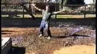 Benjamin Hansen Rolls in Mud