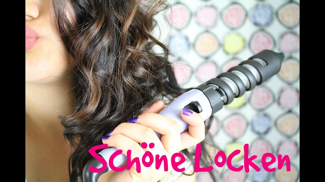 LOCKENSTAB 2 IN 1 ~ 19mm und 31mm ~ REMINGTON DUAL CURL - YouTube 1d6d50bfd5