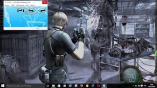 CONFIGURANDO Resident Evil 4 EMULADOR PS2 1.5 !! 60 FPS 100000000%