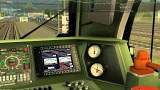 ZD Simulator. Урок №1 (пассажирское движение)