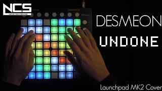 Desmeon - Undone (feat. Steklo) | Launchpad MK2 cover