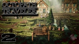 Video de THERION, EL LADRÓN - Octopath Traveler - Directo 2