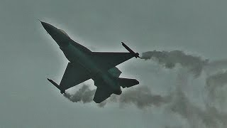 RIAT 2014 - Royal Netherlands Air Force F-16 - 13/07/14