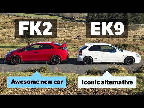 Awesome Affordable Cars: Legendary EK9 Honda Civic Type R