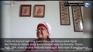 Kisah Soewarni 85 Tahun, Profesor Ahli Farmasi yang Pilih Hidup Mandiri di Rusun Lansia