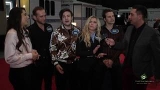 The Band Perry talks Celebrity Family Feud and music projects