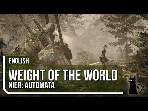 """""""Weight of the World"""" (NieR: Automata) English Cover by Lizz Robinett ft Dysergy"""
