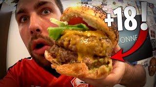 Ne regardez pas cette vidéo si vous avez faim... Le Meilleur Burger ?