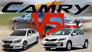 Лучшее авто за 500000 руб | Какая цена Camry 40 в наше трудное время ? Рынок авто в КРИ$И$