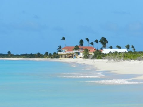 Trip to Barbuda