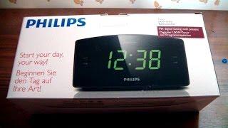Обзор радиобудильника Philips AJ3400/12