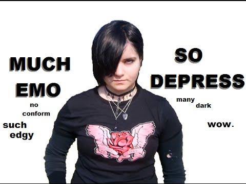 The Emo Kid Wannabe Youtube