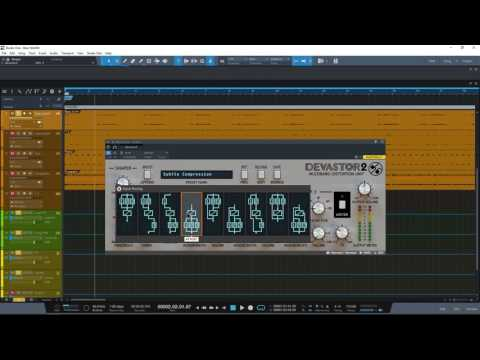 D16 Group Devastor 2 Adding Color To A Synth Bass