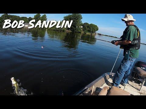 Lake Bob Sandlin Bass Fishing 2020