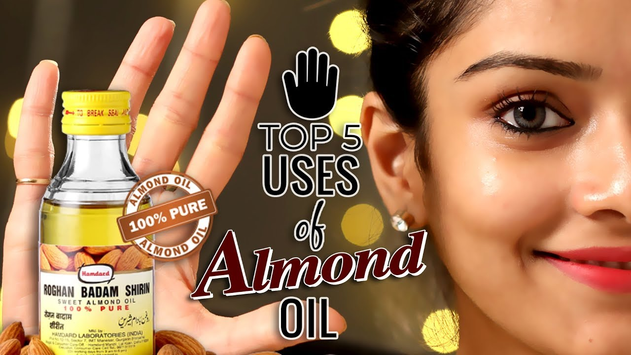 Top 9 Uses Of Almond Oil  How To Use Almond Oil In Different Ways  Beauty  Hacks For Girls  Foxy