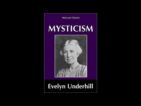 Mysticism by Evelyn Underhill Chapter 01