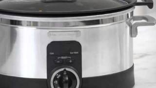 6 Quart Programmable Stovetop Slow Cooker (33567T)