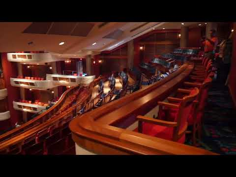 Broward Center for the Performing Arts Tour with ALSD 2017