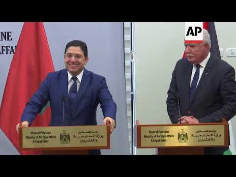 Moroccan FM pledges support for Palestinian Jerusalem