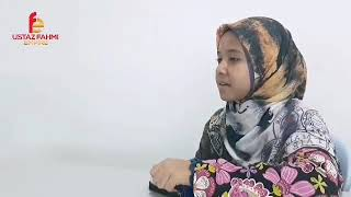 Download lagu Surah Al Mulk - Aina (Pelajar Ustaz Fahmi Empire)