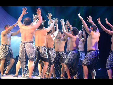 2015 Rainforst World Music Festival -KOBAGI KECAK (Indonesia)