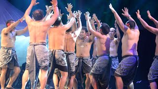 2015 Rainforst World Music Festival -  KOBAGI KECAK (Indonesia)