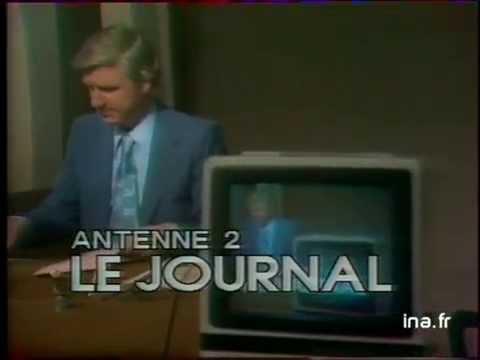 JT Antenne 2 20h : émission du 09 juillet 1977 - archive vidéo INA