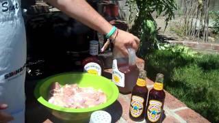 Tailgate Recipes 1.0: Newcastle Chicken Marinade