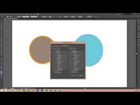 Adobe Illustrator CS6 for Beginners - Tutorial 44 - Eyedropper Tool
