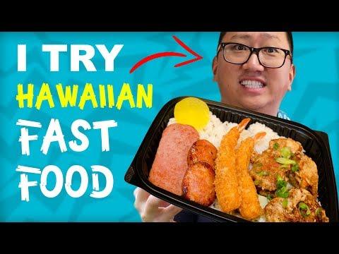 I TRY HAWAII'S FAST FOOD CHAIN ZIPPY'S