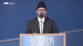 Recitation of The Holy Quran with English Translation - Jalsa Salana USA 2014
