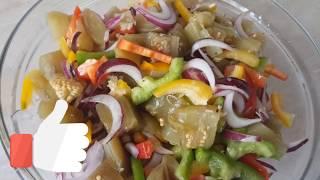 """Овощной салат """"ОСЕННИЙ"""" -  обалденный вкус"""