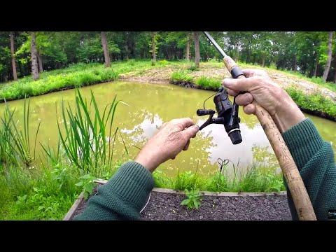 Fishing The Snake Lake With Corn