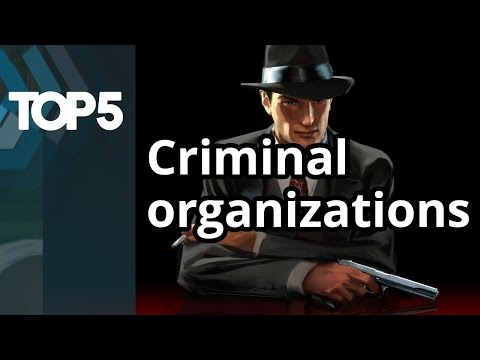 Top 5 - Criminal Organizations In Games
