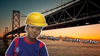 Gambar cover Bridge Contructor #1 Jambatan Sudah Roboh