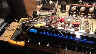 Pioneer SX 626 Restoration (12-16-2014)