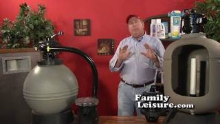 NEW - Pool School - 09 - Swimming Pool Sand Filter PART 1 of 2 | Family Leisure