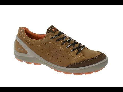 Ecco Biom Grip 1.1 Schuhe in camel hellbraun 136-30-0060