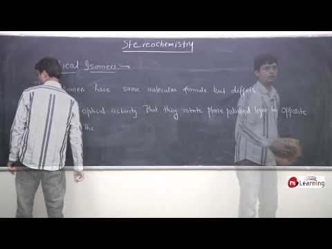 Stereochemistry: Introduction - Class 12th & IIT-JEE - 01/10