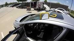 HONDA CIVIC 2014 windshield replacement