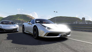 [PC] Forza Motorsport 6: Apex - Ferrari 458 on Rio de Janeiro (Ultra Settings) (60fps 4k)