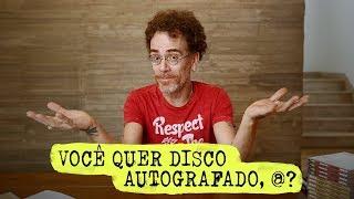 Nando Reis - 2ª Sessão de Autógrafos: você quer disco autografado, @?